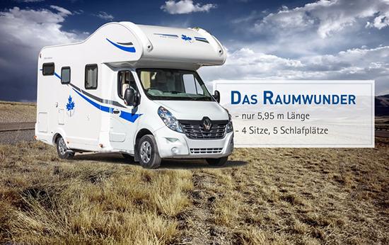 Reisemobil mit Schlafplatz aus  Mettmann