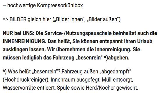 Wohnmobil Verleihung in 04435 Schkeuditz