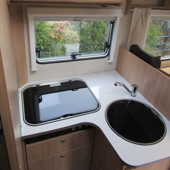 der perfekte Campingbus in  Mecklenburg-Vorpommern