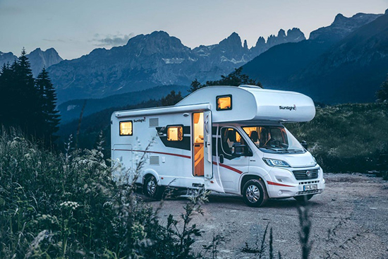 welcher Campingbus passt zu mir aus  Bayern