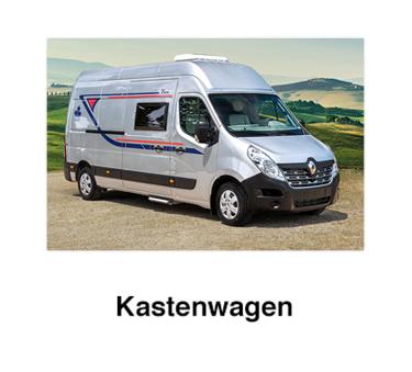 Kastenwagen mieten in  Mecklenburg-Vorpommern